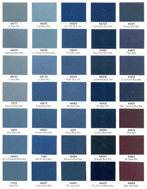 Interior Paint Color Chart Blues Pictures To Pin On Pinterest Pinsdaddy