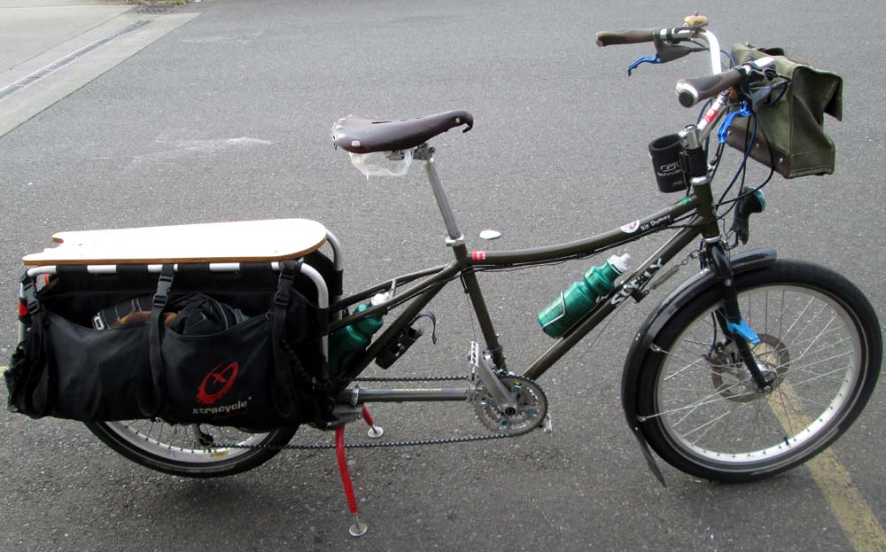 The Xtracycle